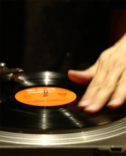 DJ Record Decks