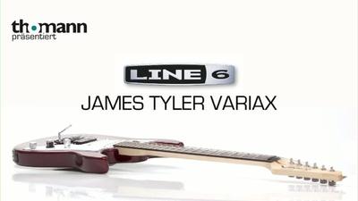Line6 James Tyler Variax