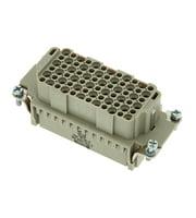 Conector multi-pin de 72 polos