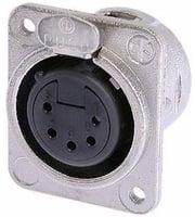 5-pol. XLR-plug/ adapter