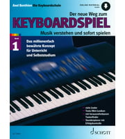 Nuty na Keyboardy