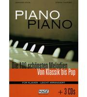 Noder til klaver