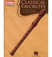 Classical Sheet Music for Recorder