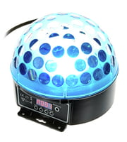 Ljuseffekter med LED-teknik