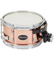 Snare Drums with Copper Shell