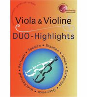 Notas clásico para viola