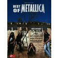 Hal Leonard Metallica Best Of PVG