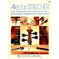 Siebenhüner Musikverlag Alles für Streicher Cello 1