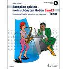 Schott Saxophon Spielen Hobby T-Sax 2