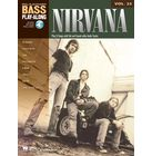 Hal Leonard Nirvana Bass Play-Along