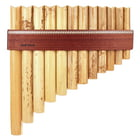 Gewa 700265 Panpipes C- Major