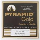 Pyramid Gold Flatwound 040-100