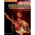 Music Sales Jimi Hendrix Signature Licks 1