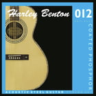 Harley Benton Coated Phosphor 012 Anti Rust