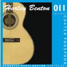 Harley Benton Coated Phosphor 011 Anti Rust