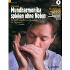 Schott Mundharmonika spielen o. Noten