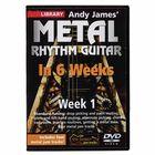Music Sales Metal Rhythm Guitar Week 1