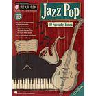Hal Leonard Jazz Play Along Jazz Pop