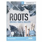 Toontrack SDX Roots-Brushes, Rods & Mal.