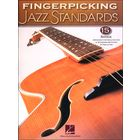 Hal Leonard Fingerpicking Jazz Standards