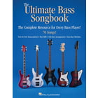 Hal Leonard The Ultimate Bass Songbook