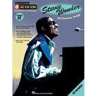 Hal Leonard Jazz Play Along Stevie Wonder