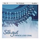 Bow Brand Silkgut 1st G Harp String No.6