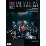 Hal Leonard Metallica Drum Licks