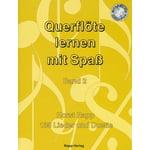 Horst Rapp Verlag Querflöte lernen m Spass Vol 2