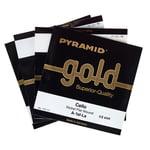Pyramid Gold Cello String 1/2