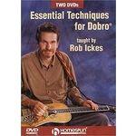 Homespun Essential Techniques Dobro DVD