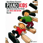 Schott H.-G. Heumann Piano Kids 3