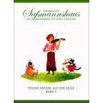 Bärenreiter Sassmannshaus Anfang Geige 2
