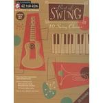 Hal Leonard Jazz Play Along Best Of Swing
