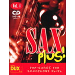 Edition Dux Sax Plus Vol.4 (Bb/Eb)