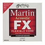 Martin Guitars FX740 Phosphor Bronce Light