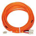 pro snake LWL Cable SC-LC Duplex 20m