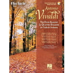 Music Minus One Vivaldi The Four Seasons (Vl)