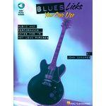 Hal Leonard Blues Licks You Can Use