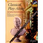 Schott Classical Play-Along Fl