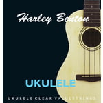Harley Benton Valuestrings Ukulele Clear