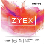 Daddario DZ310A-4/4L Zyex Violin 4/4