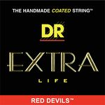 DR Strings Red Devils RDE- 10