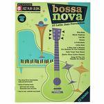 Hal Leonard Jazz Play Along Bossa Nova