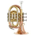 Thomann TR 25G Bb-Pocket Trumpet