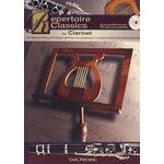 Carl Fischer Repertoire Classics Clarinet