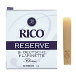 Rico Reserve Classic 3 GER Clarinet