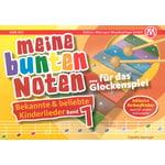 Edition Metropol Bunte Kinderlieder Mallets
