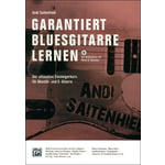 Alfred Music Publishing Garantiert Bluesgitarre lernen