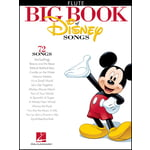 Hal Leonard The Big Book Of Disney Flute